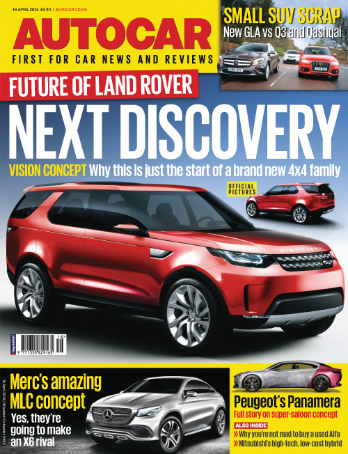 Autocar UK – 16 April 2014 (34MB)